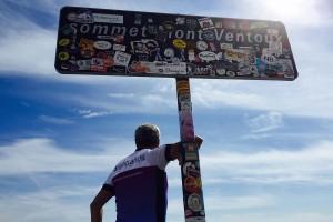 Terug naar de Mont Ventoux